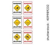 jellyfish | Shutterstock .eps vector #409989232