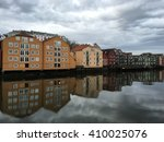 Old Wooden Buildings With...