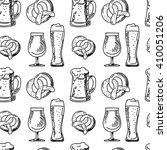vector seamless pattern for... | Shutterstock .eps vector #410051206