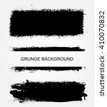set of grunge banners.grunge... | Shutterstock .eps vector #410070832