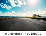 Picturesque Landscape Scene An...
