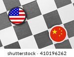 draughts  checkers    united...   Shutterstock . vector #410196262