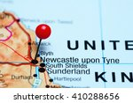 Newcastle Upon Tyne Pinned On ...