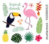 Summer Tropical Graphic...