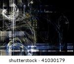 abstract background design | Shutterstock . vector #41030179