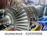Turbine Engine Profile. ...