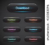 set of download buttons | Shutterstock .eps vector #410383096