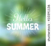 vector illustration eps 10.... | Shutterstock .eps vector #410391136