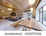 interior living room   Shutterstock . vector #410397436