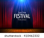 vector festive design with... | Shutterstock .eps vector #410462332