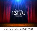 vector festive design with...   Shutterstock .eps vector #410462332