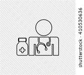 health professional design  | Shutterstock .eps vector #410530636