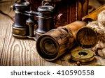 vintage grunge still life.... | Shutterstock . vector #410590558