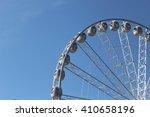 ferris wheel | Shutterstock . vector #410658196