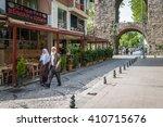 istanbul  turkey   april 20 ... | Shutterstock . vector #410715676