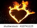 Fiery Heart In The Night