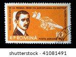 romania   circa 1960  a stamp... | Shutterstock . vector #41081491