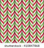 seamless pattern with green red ... | Shutterstock .eps vector #410847868