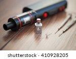 popular electronic vaping...   Shutterstock . vector #410928205