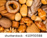 Many Mixed Breads And Rolls...