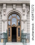 classic architectural detail in