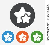 stars icon. favorite or best...