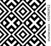 seamless classic geometric... | Shutterstock .eps vector #410983912