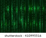 abstract technology background. ... | Shutterstock .eps vector #410995516