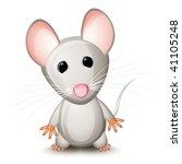 Little Gray Mouse