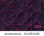 abstract  background with... | Shutterstock .eps vector #411091435