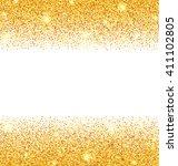 illustration abstract golden...   Shutterstock . vector #411102805