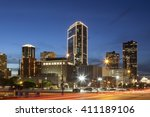 Downtown Of Fort Worth...