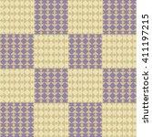 seamless vector geometric color ... | Shutterstock .eps vector #411197215