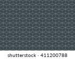 cube background. | Shutterstock . vector #411200788