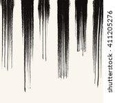 grunge stripe background.... | Shutterstock .eps vector #411205276
