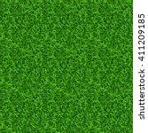 seamless grass vector texture....   Shutterstock .eps vector #411209185