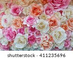 Flowers Paper Background...