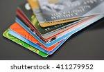 credit card   Shutterstock . vector #411279952