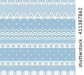 Lace White Seamless Pattern....
