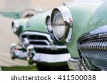 Exhibition Of Retro Cars  ...