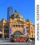 Melbourne Australia   April 24...