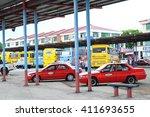 tawau sabah malaysia   april 24 ... | Shutterstock . vector #411693655