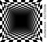 design element. chess abstract... | Shutterstock .eps vector #411723106