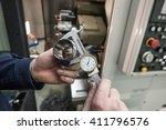 turner miller verifies the... | Shutterstock . vector #411796576