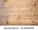 wood planks floor | Shutterstock . vector #411863896