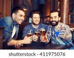 people  men  leisure ...   Shutterstock . vector #411975076
