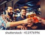 people  leisure  friendship ... | Shutterstock . vector #411976996