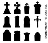 Set Of Headstone  Headstone An...