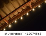 night light | Shutterstock . vector #412074568