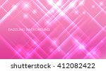 abstract vector sparkle... | Shutterstock .eps vector #412082422